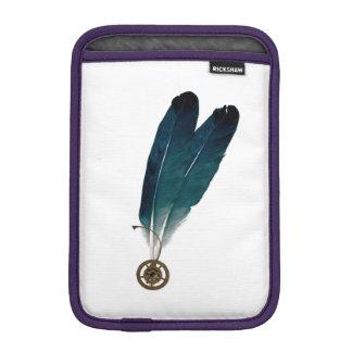 Housse Pour iPad Mini Dents et plumes de Steampunk