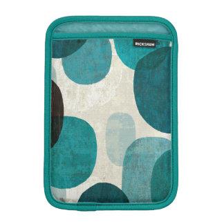 Housse Pour iPad Mini Égouttements bleus