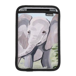 Housse Pour iPad Mini Éléphant 2 (art de bébé de Kimberly Turnbull)