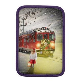 Housse Pour iPad Mini Express de Pôle Nord - train de Noël - train de