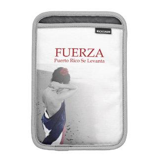 Housse Pour iPad Mini Fuerza - image avec le texte