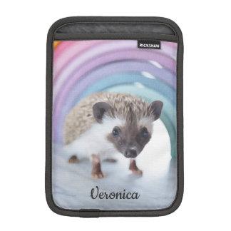 Housse Pour iPad Mini Hérisson coloré minuscule personnalisé