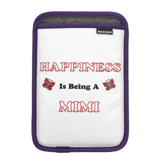 Housse Pour iPad Mini Le bonheur est A Mimi
