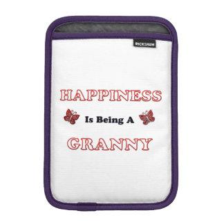 Housse Pour iPad Mini Le bonheur est mamie