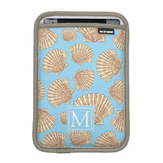 Housse Pour iPad Mini Le motif vintage | de coquillage de style ajoutent