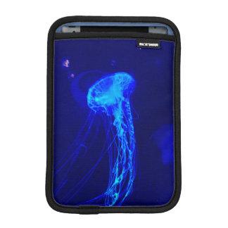 Housse Pour iPad Mini Méduses bleues électriques