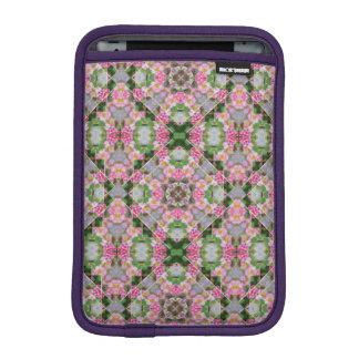 Housse Pour iPad Mini Mini douille d'iPad rose Jaune-Rayé de mandala