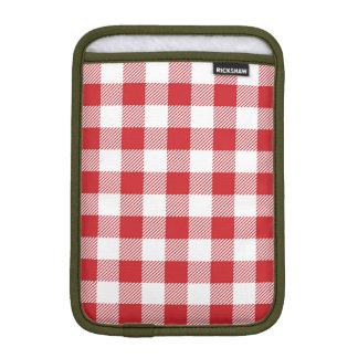 Housse Pour iPad Mini Motif classique de plaid de contrôle de Buffalo de