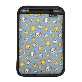 Housse Pour iPad Mini Motif d'Emoji de chats et de chiens