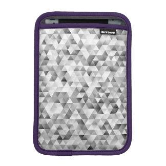 Housse Pour iPad Mini Motif gris de triangle