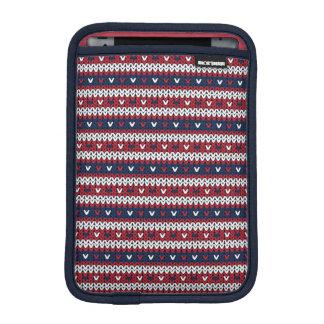 Housse Pour iPad Mini Motif patriotique de chandail de Noël