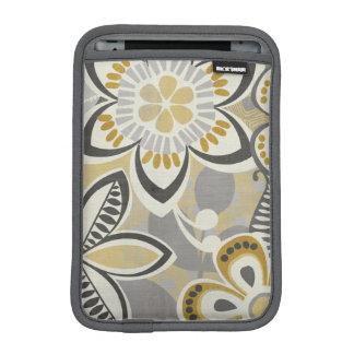 Housse Pour iPad Mini Motifs floraux contemporains