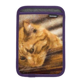 Housse Pour iPad Mini Observer le chat