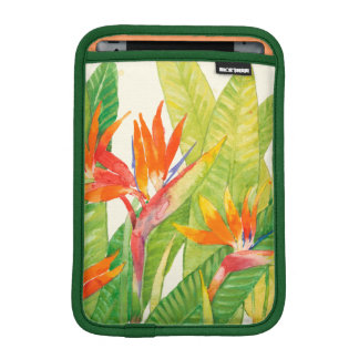 Housse Pour iPad Mini Oiseau des fleurs | du paradis tropical