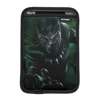 Housse Pour iPad Mini Panthère noire   dans la jungle