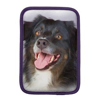 Housse Pour iPad Mini Peinture de chien - art de chien - choyez l'art
