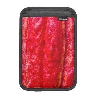 Housse Pour iPad Mini rouge de cosse de cacao