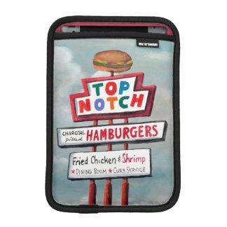 Housse Pour iPad Mini Signe d'aliments de préparation rapide