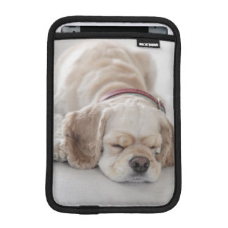 Housse Pour iPad Mini Sommeil de chien de cocker