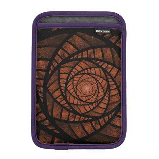 Housse Pour iPad Mini Spirale de Brown
