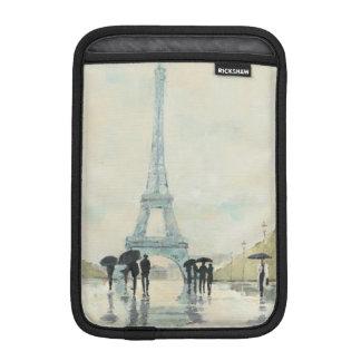 Housse Pour iPad Mini Tour Eiffel | Paris sous la pluie