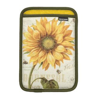 Housse Pour iPad Mini Un tournesol jaune