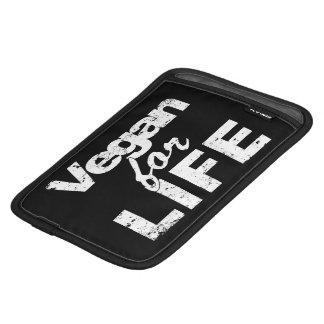 Housse Pour iPad Mini Végétalien pendant la VIE (blanche)