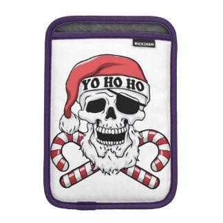 Housse Pour iPad Mini Yo ho ho - pirate père Noël - le père noël drôle