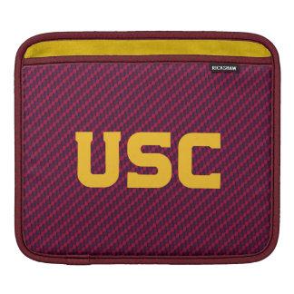 Housse Pour iPad Motif de fibre des Trojan | d'USC