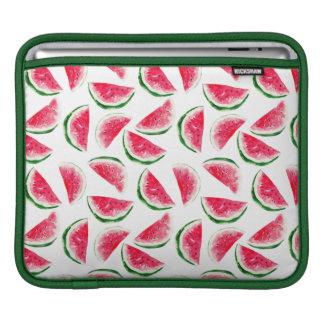 Housse Pour iPad Motif mignon d'ananas et de pastèque
