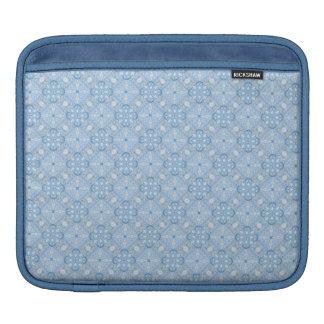Housse Pour iPad Motif sans couture géométrique d'hiver dans
