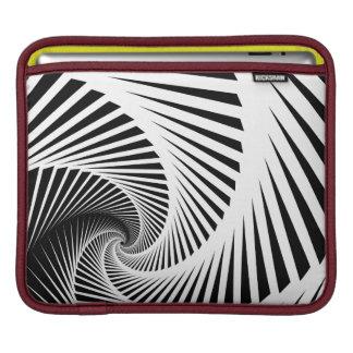 Housse Pour iPad Motif squelettique d'escalier