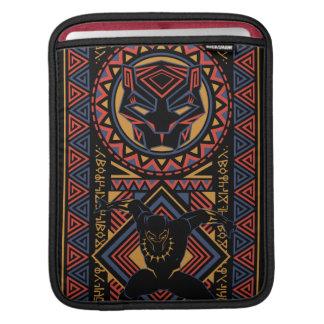 Housse Pour iPad Panneau de panthère noire de la panthère noire |