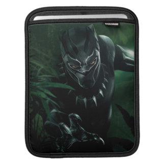 Housse Pour iPad Panthère noire | dans la jungle