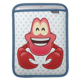 Housse Pour iPad Petite sirène Emoji | SebastiAn