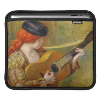 Housse Pour iPad Pierre une jeune femme espagnole de Renoir | avec