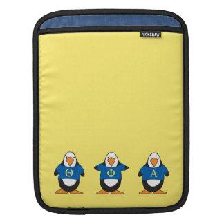 Housse Pour iPad Pingouins avec des chemises