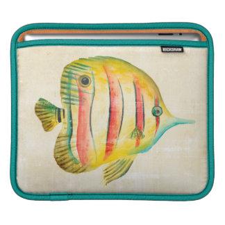 Housse Pour iPad Poissons colorés