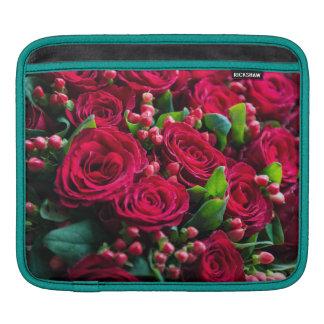 Housse Pour iPad Roses rouges