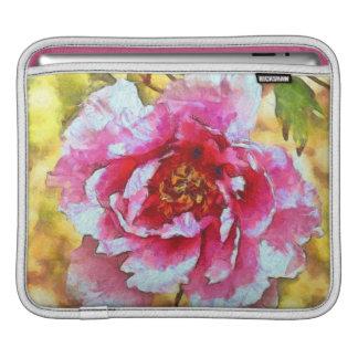 Housse Pour iPad Style rose de Van Gogh de pivoine