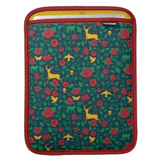Housse Pour iPad Symboles de la vie de Frida Kahlo  