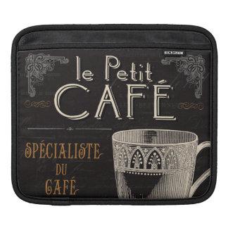 Housse Pour iPad Une tasse de café contemporaine