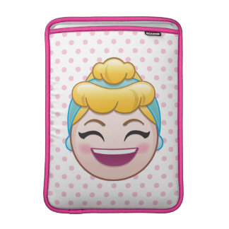 Housse Pour Macbook Air Cendrillon Emoji | Cendrillon - heureuse