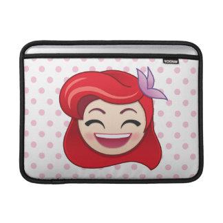 Housse Pour Macbook Air Petite princesse Ariel d'Emoji | de sirène -