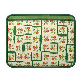 Housse Pour Macbook Air Plantes et fleurs