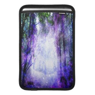 Housse Pour Macbook Air Portail magique dans la forêt