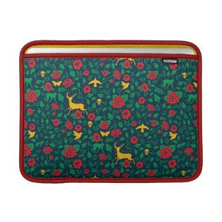 Housse Pour Macbook Air Symboles de la vie de Frida Kahlo  