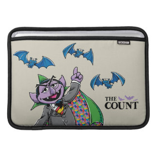 Housse Pour Macbook Air Vintage Count von Count