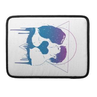 Housse Pour Macbook Amour cosmique II
