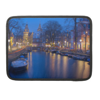 Housse Pour Macbook Amsterdam, photographie néerlandaise